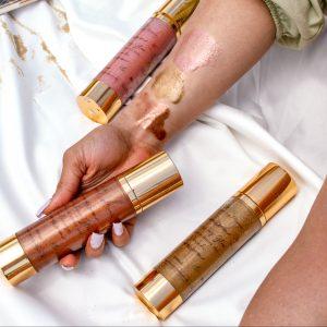 Shimmer Body Oils